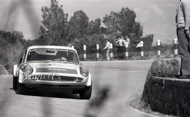 1973 BRUNELLS - Subida a Montserrat - UNIPOWER 1275GT