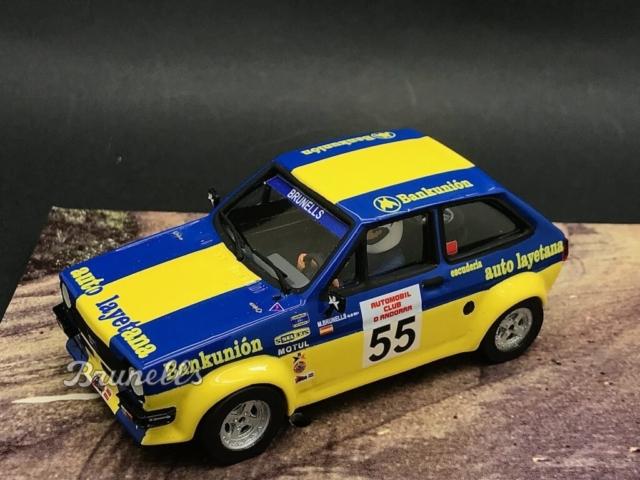 BRU26: Ford Fiesta 1.600 La Comella (last race)