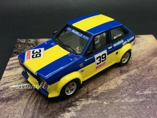 BRU24: Ford Fiesta 1980 Montseny